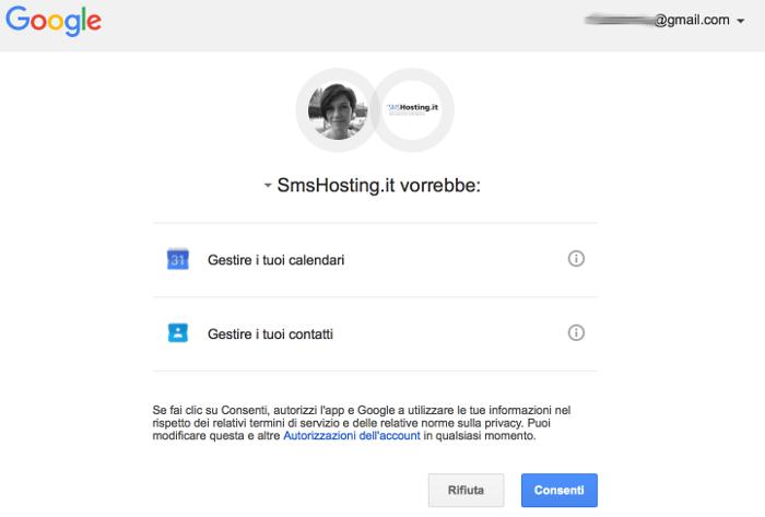 Calendario Condiviso Su Whatsapp.Sms Legati A Google Calendar Help Smshosting It